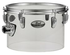 "Pearl Crystal Beat 12""x8"" Single-Headed Tom - Ultra Clear"