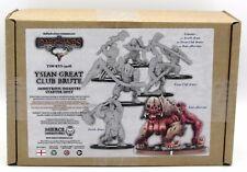 Darklands YSN-KYS-351H Ysian Great Club Brute Monstrous Infantry Starter Host