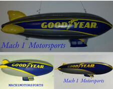 """new Goodyear BLIMP Lot 33"""" Inflatable BLIMP + Sticker + Stress Reliever Gr8 Gift"""