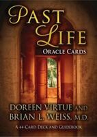 Past Life Oracle Cards : A 44-Card Card is in English by Doreen Virtue