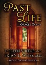 Past Life Oracle Cards: A 44-Card Deck and Guidebook (Cards)