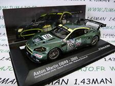 24H24M 1/43 IXOAltaya Passion vitesse GT ASTON MARTIN DBR9 24H Mans 2005 Brabham