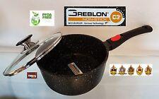 Casserole en pierre 16 cm Poignée Amovible poele marmites wok SCHUMANN dispo