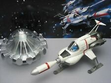 Miracle House Mystery New Century Alloy Interceptor & UFO Gerry Anderson JAPAN