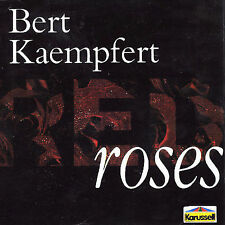 BERT KAEMPFERT - RED ROSES NEW CD