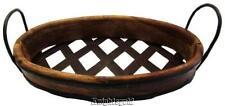 Handmade Wooden Decorative Baskets