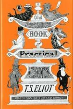 Old Possum's Book of Practical Cats by T. S. Eliot 1982, Hardcover, Illustrated