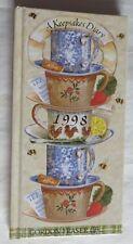 A Keepsakes Diary – 1998 – Gordon Fraser -