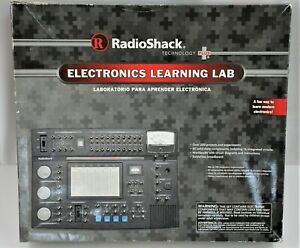 Radio Shack Electronics Learning Lab kit model 28-027                         D8