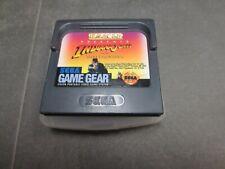 Indiana Jones and the Last Crusade (Sega Game Gear)