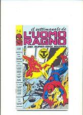 il settimanale dell'uomo ragno n. 21 ( CORNO ED.) -1981 - BUONO+..originale