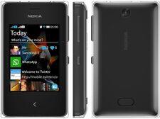 Genuine Nokia Asha 500-Negro/Blanco/Amarillo/Rojo-Dual Sim-Libre SIM-DESBLOQUEADO