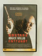 2 DVD Hostage Entführt Bruce Willis Film