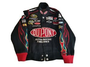NASCAR XS Youth Size Small Dupont Chase Authentics Jacket