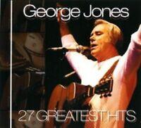 GEORGE JONES - GREATEST HITS  CD NEW+