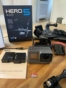 GoPro Hero 5 and Many Accessories