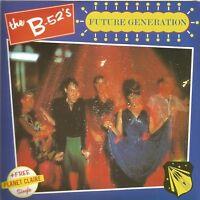 B-52's - Future Generation 1983 7 inch vinyl single double pack