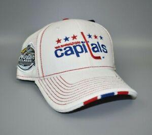 Washington Capitals Reebok 2011 NHL Winter Classic Corduroy Men's Fitted Cap Hat