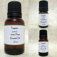 Tagetes 100% Pure Essential Oil  Buy 3 oils get 1 free add all 4 to cart