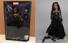 """NEW Madame Alexander Fan Girl GOLD Black Panther Doll 13.5"""" Tall Variant"""