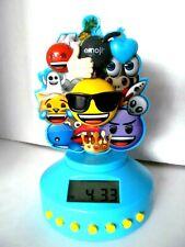 Emoji  Digital  Alarm Clock Radio