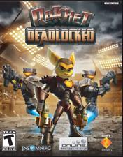 Ratchet:Gladiator/Deadlocked - PS3 - Digital - 📥 Download 📥