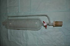 2 Liter glass addition funnel