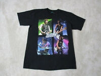 5 Seconds Of Summer Concert Shirt Adult Medium Black Band Tour Rock Music Mens