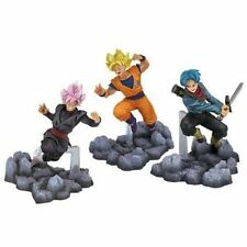 Dragon Ball super Soul �~ Soul ~ 3 Set of GKOU-BLACK ? SON GOKOU ? TRUNKSJapan