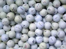 100 Golfbälle Marken-Mix AA Lakeballs gebrauchte Bälle used golf balls