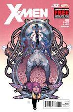 X-Men (2012) #32, 33, 34, 35