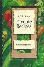 *URBANDALE IA 2006 JAYCEES COOK BOOK *A COLLECTION OF FAVORITE RECIPES *IOWA