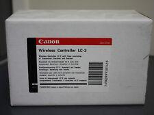 Canon Wireless Controller Set LC-3 For EOS Cameras