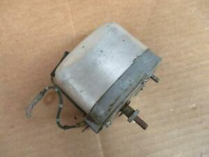 1955-64 VW Bug Beetle SWF 6v Windshield Wiper Motor  Works