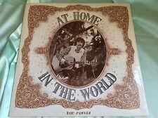 Sealed Loner Folk FLP : Bob Morley ~ At Home In The World ~ Jewel 522 Stereo