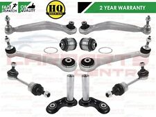 FOR BMW 520 525 530 535 E60 E61 REAR SUSPENSION WISHBONES ARMS LINKS BUSHES KIT