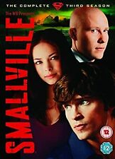 Smallville - The Complete Third Season [2003] [DVD], , Used; Good DVD