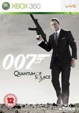 007: Quantum of solace Xbox 360 Nuovo e Sigillato James Bond (XBOX 360, 2008)