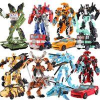 Transformers Optimus Prime Megatron 20 cm Action Figures Oversized  Autobots Toy