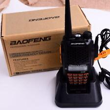 Pofung UV-6R Ham Transceiver VHF/UHF 136-174/400-520MHz Dual-Dand Two-way Radio