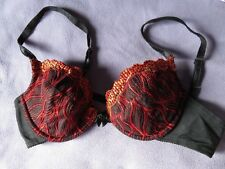 Ann Summers Gossard FLAME Bra 38B New without tags