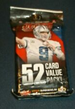 New listing 2015 SCORE PANINI NFL SEALED 52 CARD VALUE PACK, FREE SHIPPING