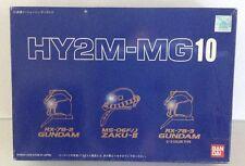 Bandai MG 1/100 HY2M #10 Gundam Light Up Heads (In Stock USA)