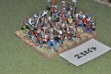 25mm renaissance / english - battle group 21 figures - inf (23264)