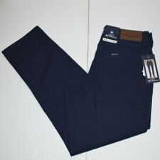 Ben Sherman Men's Straight Fit Blue Pants Size 30/30