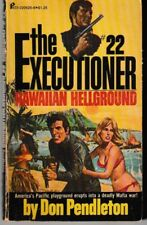 The Executioner #22 Hawaiian Hellground - 1975 - Don Pendleton - Mack Bolan