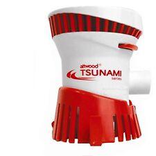 Attwood T500 tsunami Bomba De Achique 500gph 3/4 19 Mm Salida 3 Años De Garantía - 4606-7