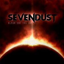 SEVENDUST - BLACK OUT THE SUN  CD 13 TRACKS HEAVY METAL HARD ROCK NEU