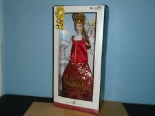 PRINCESS Of IMPERIAL RUSSIA Dolls Of The World BARBIE Doll Pink Label 2004 NRFB