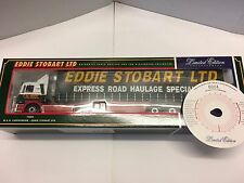 Corgi 75804 - MAN Curtainside - Eddie Stobart Ltd 0004 of 5000